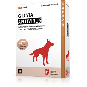 G Data Antivirus 2015 3PC Renewal 36 luni