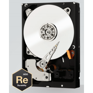 "Western Digital Re 2TB HDD 3.5"" SAS WD2001FYYG"