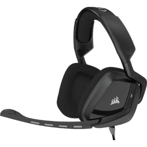 Corsair VOID Surround Hybrid Stereo Gaming, Dolby 7.1 USB Adapter - Black CA-9011146-EU
