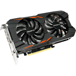 Gigabyte GeForce GTX 1050 Windforce OC 2G, 2GB GDDR5