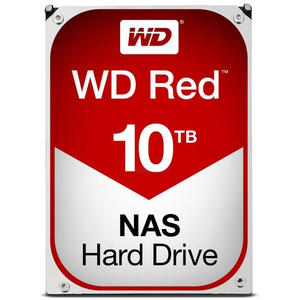 Western Digital 10TB Red 256MB WD100EFAX