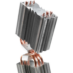 Cooler RAIJINTEK Themis Black Heatpipe CPU Cooler PWM - 120mm