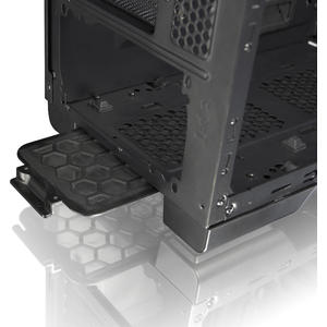 RAIJINTEK AGOS Midi Tower - Black