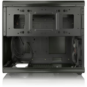 RAIJINTEK STYX - Windowed - Black Micro ATX Case