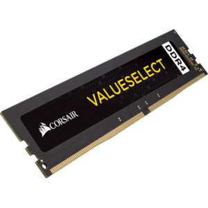 Corsair Value 4GB, DDR4, 2666MHz, CL18, 1x4GB, 1.2V