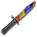 M9 Marble Fade