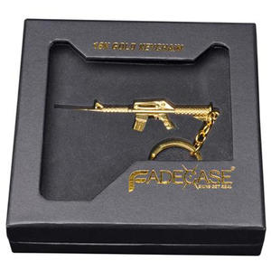 Fadecase Keychain 18K Gold - M4A1-S