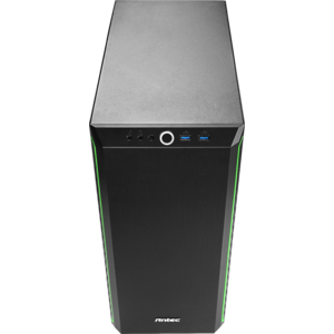 Antec P7 Window Green (Nvidia Green)