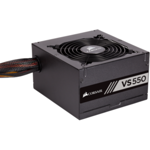 Sursa Corsair 550W, VS Series, VS550, 80 PLUS