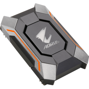 GIGABYTE Aorus HB SLI-Bridge (2-Way) - 60 mm