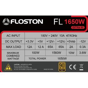 Sursa Floston 1650W 80 PLUS Gold