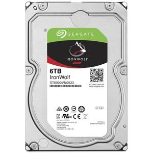 Seagate IronWolf 6TB 3.5 HDD SATA