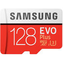 MicroSDXC EVO Plus 128GB CL10 UHS1