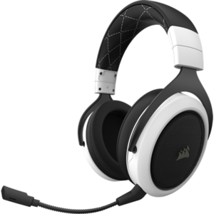 Corsair HS70 WIRELESS GAMING HEADSET — WHITE (EU)