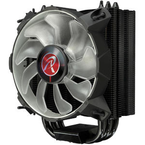 Cooler Raijintek Leto Heatpipe CPU Cooler, white LED - 120mm