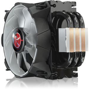 Cooler Raijintek Leto Heatpipe CPU Cooler, blue LED - 120mm