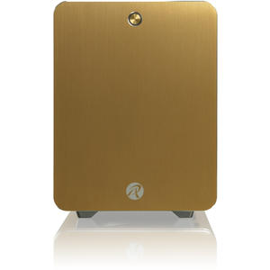 RAIJINTEK METIS Mini-ITX Case - gold
