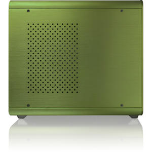 RAIJINTEK METIS Mini-ITX Case - green