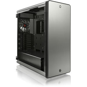 Raijintek Asterion Plus Full-Tower - silver Window