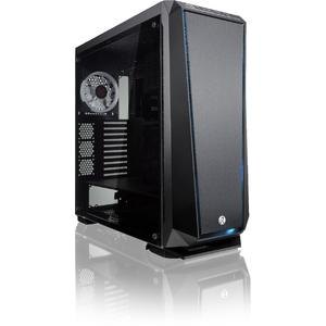 Raijintek Zofos Evo Window Big-Tower - black, Tempered Glass
