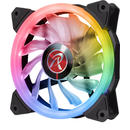 Raijintek IRIS 12 Rainbow RGB LED Fan, RGB - 120mm