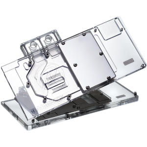Raijintek Samos AS1080Ti Full Cover Waterblock 1080/1080 Strix/ROG