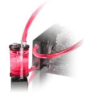 RAIJINTEK RAI-R10 Watercooling Reservoir, 100mm - red