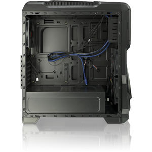RAIJINTEK NESTOR ATX Case - Black - Blue Led fan