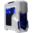 NESTOR ATX Case - White - Blue Led fan