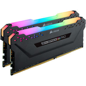 Corsair Vengeance RGB Pro 16GB, DDR4, 3200MHz, CL16, 2x8GB