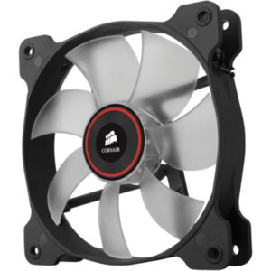 Ventilator Corsair Air Series™ SP120 LED Red High Static Pressure