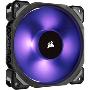 Ventilator Corsair ML120 PRO RGB LED 120MM PWM Premium Magnetic Levitation Fan