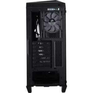Corsair Carbide Series SPEC-OMEGA RGB Mid-Tower Tempered Glass Gaming Case — Negru