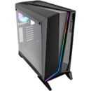 Carbide Series SPEC-OMEGA RGB Mid-Tower Tempered Glass Gaming Case — Negru