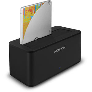 AXAGON USB3.0 - 1x SATA 6G HDD Dock Station, Black
