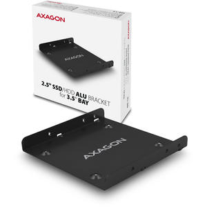 "AXAGON Bracket 2.5"" HDD/SSD la 3.5"""