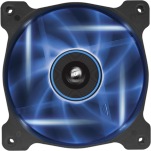 Ventilator Corsair Air Series™ SP120 LED Blue High Static Pressure 120mm Fan Twin Pack