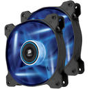 Air Series™ SP120 LED Blue High Static Pressure 120mm Fan Twin Pack