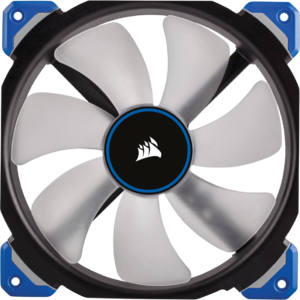 Ventilator Corsair ML140 PRO LED Blue 140mm PWM Premium Magnetic Levitation Fan