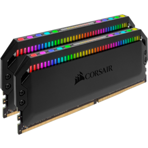 Corsair Dominator Platinum RGB 32GB, DDR4, 3000MHz, CL15, 2x16GB, 1.35V