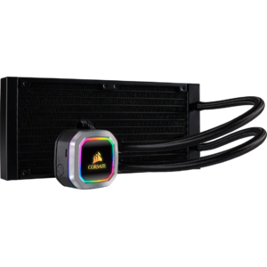 Cooler Corsair Hydro Series H100i RGB PLATINUM 240mm