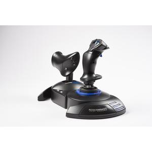 THRUSTMASTER T-FLIGHT HOTAS 4 ACE COMBAT 7 SKIES UNKNOWN LIMITED EDITION