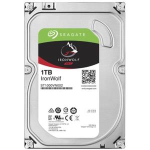 Seagate IronWolf HDD 3.5 1TB SATA3 5900RPM, 64MB