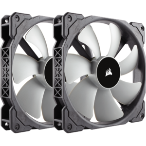 Ventilator Corsair ML140 140mm PWM Premium Magnetic Levitation Fan — 2x140