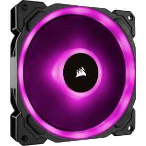 Ventilator Corsair LL140 RGB 140mm Dual Light Loop RGB LED PWM