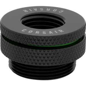 Corsair Hydro X Series XF Fill Port Black