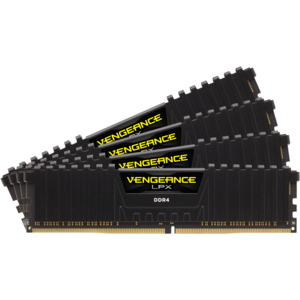 Corsair Vengeance LPX 128GB, DDR4, 2400Mhz, CL16, 4x32GB, 1.2V