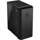 Carbide Series 175R RGB Tempered Glass Mid-Tower ATX Gaming Case — Black