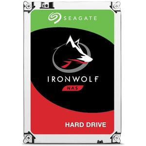 Seagate Ironwolf 8TB, 7200rpm, 256MB cache, (ST8000VN004)