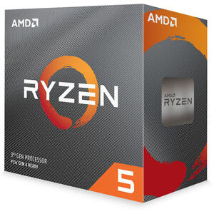Procesor AMD Ryzen 5 3600X, 3800MHz, 35MB cache, Socket AM4, Box